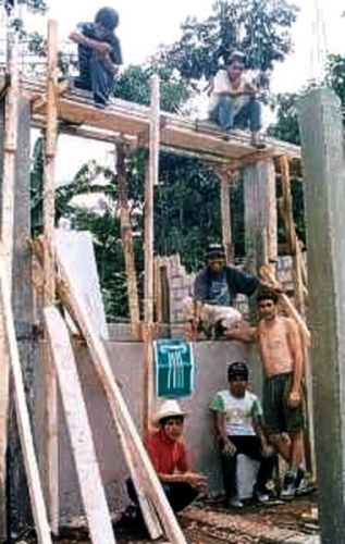 Colaboración con el pueblo de Guatemala