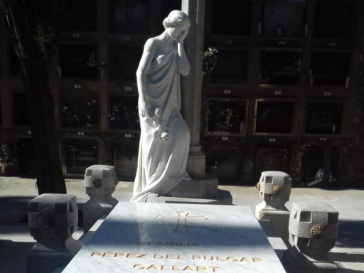 Cementerio Montjuic