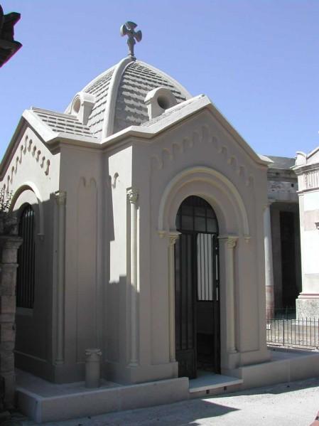 Panteó de Miquel Garriga i Roca