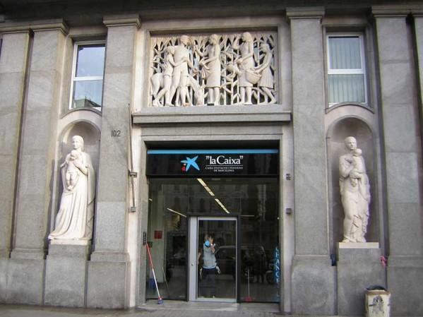 Esculturas del Passeig de Sant Joan